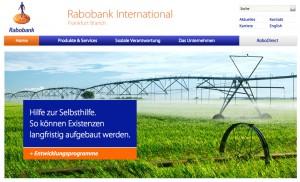 Der neue Aktionscode von Rabodirect das Onlineportal der Rabobank